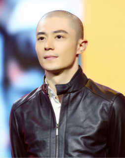 Wallace Huo Taiwanese actor and singer