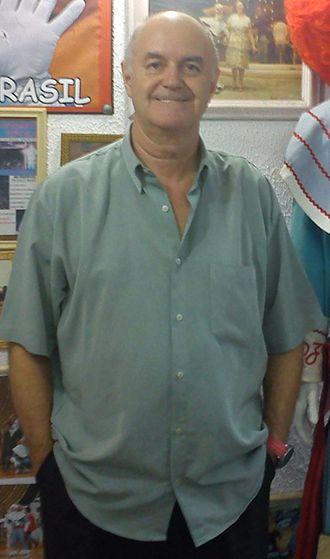 Bozo the Clown - Wandeko Pipoca, the first to portray Bozo in Brazil.