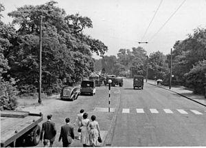 Whipps Cross - Whipps Cross in 1955
