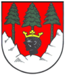 Coat of arms of Mittenwald