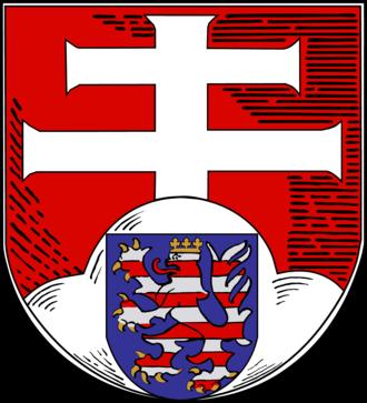 Philippsthal (Werra) - Image: Wappen Philippsthal (Werra)