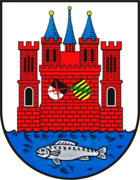 Coat of arms of the city of Lutherstadt Wittenberg