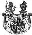 Wappen der Reichsgrafen von Aham 1691.png