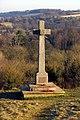 War memorial, Shawford Down - geograph.org.uk - 1115244.jpg