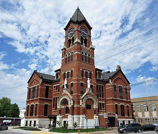 Washington County Courthouse (Iowa) courthouse in Iowa