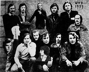Ryszard Wasko - The members of the Workshop of the Film Form (1973)