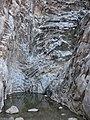 "Waterfall pool - ""White tank"" in the White Tank mountains, Arizona.jpg"