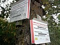 Wegweiser zwischen Neustadt und Nordhausen (Nr 37).jpg