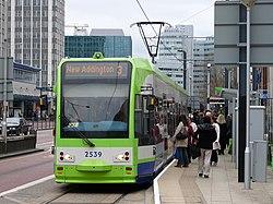 Wellesley Road Tram Stop - geograph.org.uk - 1201669