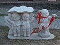 Wenfeng Temple - statuary - P1130254.JPG