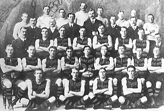 1912 SAFL season - 36th SAFL season Pictured above is the 1912 SAFL premiers West Adelaide.