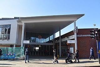 West Hampstead railway station