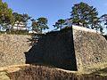 West moat near entrance of Shimabara Castle 2.jpg