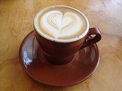 carmel cappuccino