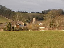 Whitcombe - view from the south - geograph.org.uk - 1707755.jpg