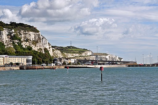 White Cliffs, Dover, England