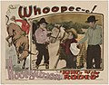Whoopee-e - Hoot Gibson in King of the Rodeo 1929.jpg