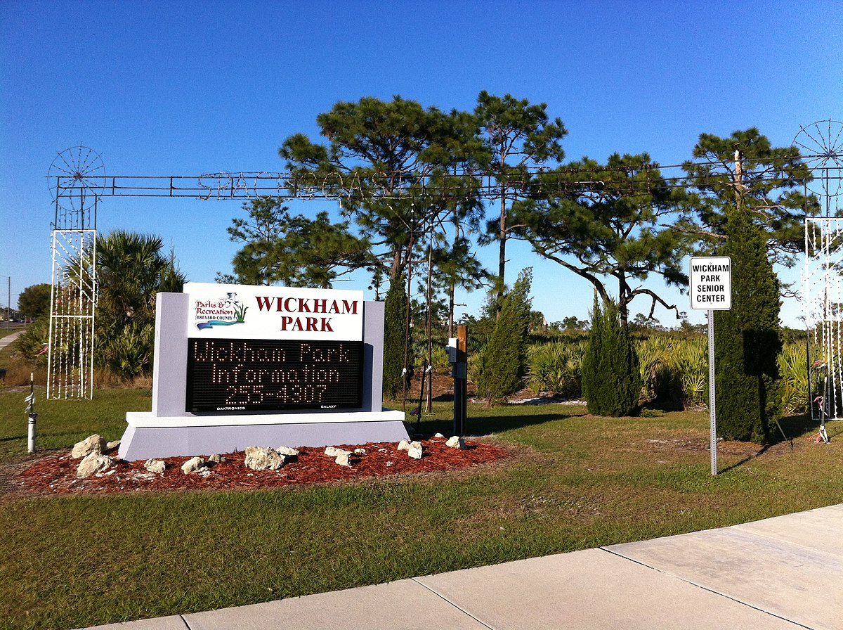 wickham park melbourne florida wikipedia
