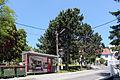 Wien-Hütteldorf - Haltestelle Mondweg der Autobuslinien 49A und 49B.jpg