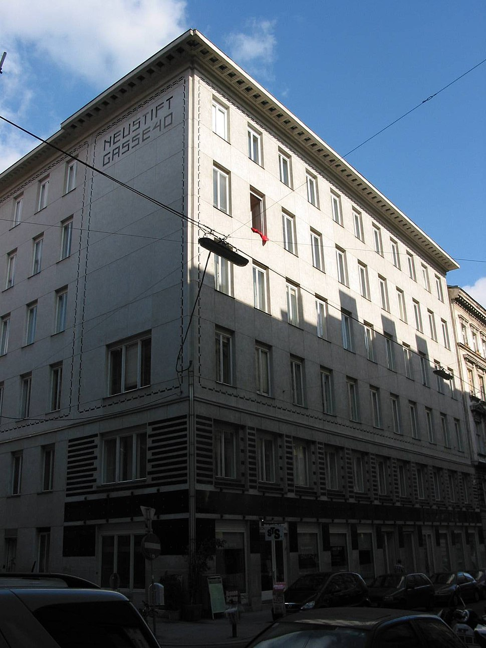 WienOttoWagnerWohnhaus