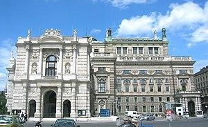 Burgtheater - Burgtheater (side)