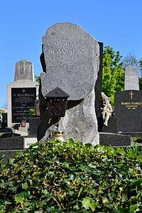 Wiener Zentralfriedhof - Gruppe 13 B - Grab von Michael Powolny.jpg