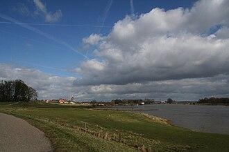 Windmill at Wijk bij Duurstede - Image: Wijk Bij Duurstede
