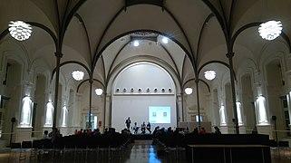 Wikiconvention francophone, Strasbourg, 2017 06.jpg