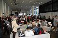 Wikimania 2009 - Lounge (1).jpg