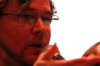 Wikimania 2015 - Joe Sutherland 08.jpg