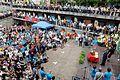 Wikimania 2016 - Closing ceremony - Caranti 03.jpg