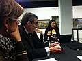 Wikipedian in Residence at Museu d'Art Jaume Morera- press presentation (20).JPG