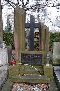 Wiktor Gosiewski (grób) 1.JPG