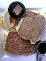 Wildwood Bistro & Bar - Banana Bread French Toast (6366711345).jpg