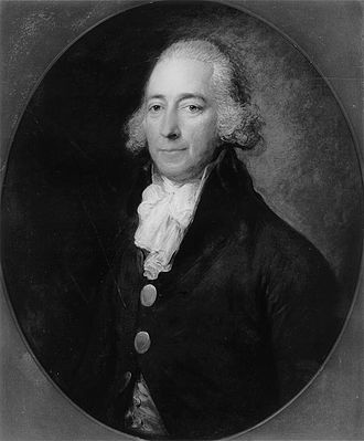 William Windham - Windham in the 1780s by Gainsborough Dupont