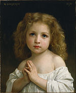 William Adolphe Bouguereau - Little Girl - Google Art Project.jpg