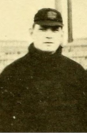 1896 College Football All-America Team - William W. Church of Princeton