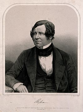 William Parsons Rosse. Lithograph by W. Bosley, 1849, after Wellcome V0006607.jpg