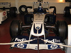 Williams Fw26 Wikipedia