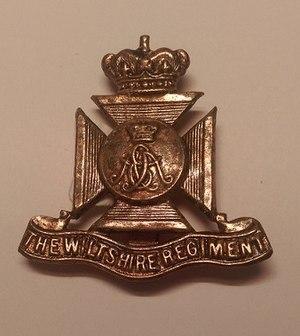 Wiltshire Regiment - Wiltshire Regiment Cap Badge