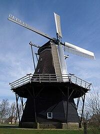 Windlust molen windmill Burum.jpg