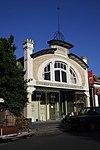 foto van Winkelwoning met Art Nouveau-elementen
