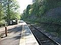 Wolsingham railway station platform - geograph.org.uk - 1309607.jpg