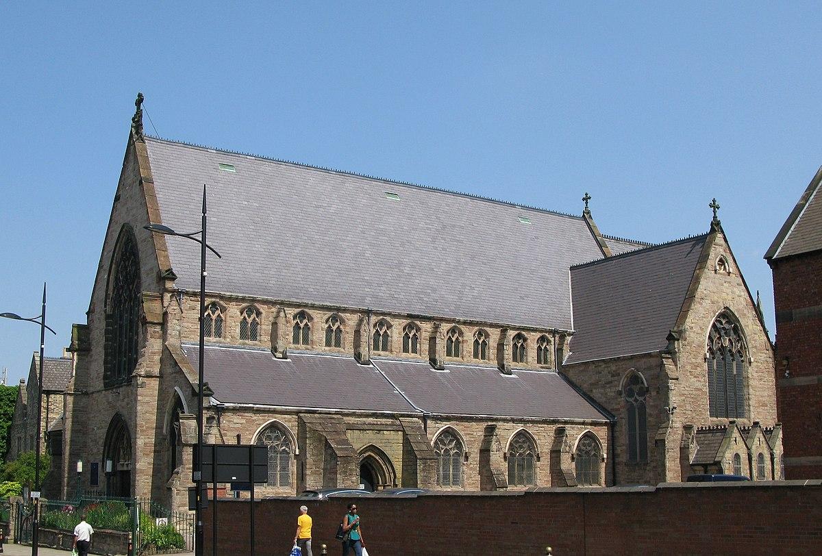 St Mary and St John Church, Wolverhampton - Wikipedia