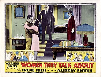 Women They Talk About - lobby card