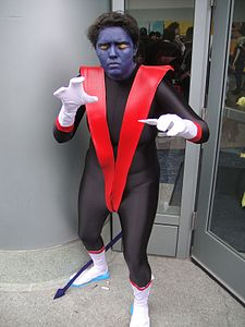 WonderCon 2012 - Nightcrawler (7019461287).jpg