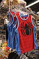 WonderCon 2015 - Spider-Man jerseys (16863407159).jpg