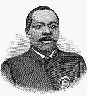 Granville Woods - Illustration of Granville T. Woods