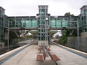 Woolooware railway station conrouse from platforms.JPG