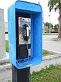 Working pay phone, Jensen Beach, Florida, September 4, 2012 001.JPG